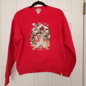 Mickey Mouse and Friends Christmas sweater Disney